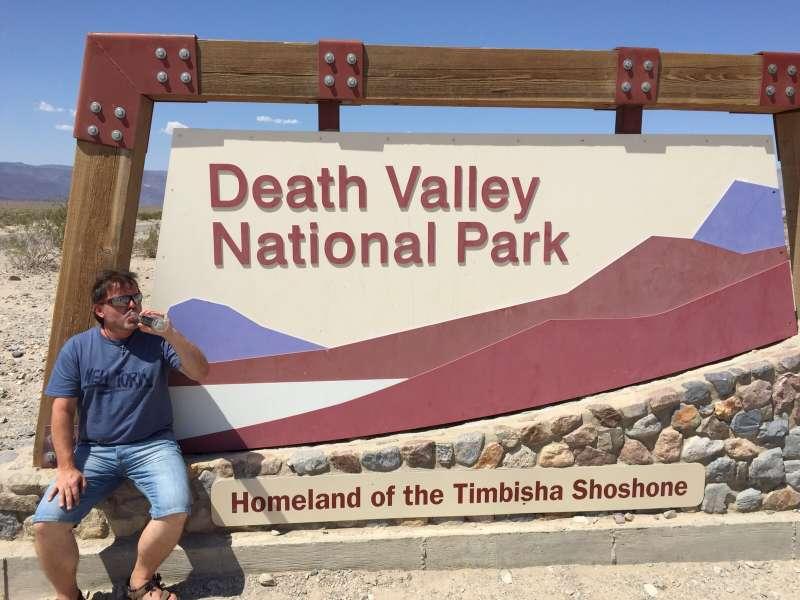 Death Valley 9391 km