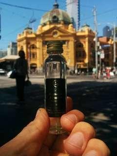Melbourne, Flinders Street Station