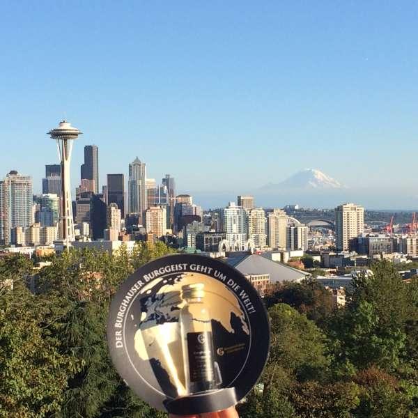 Seatle-USA 8519 km